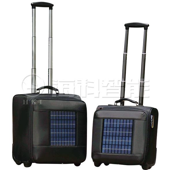太阳能拉杆箱YLY-08