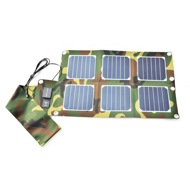 太阳能折叠充电器 【R系列】  R18-20