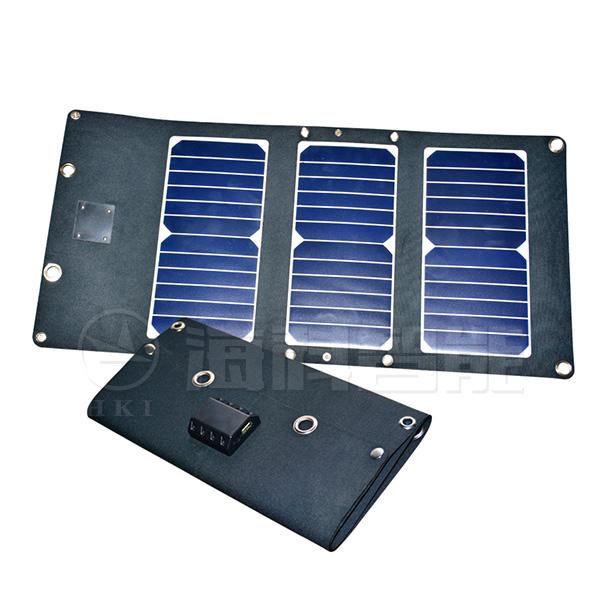 太阳能折叠充电器 【R系列】  R18-3P-20