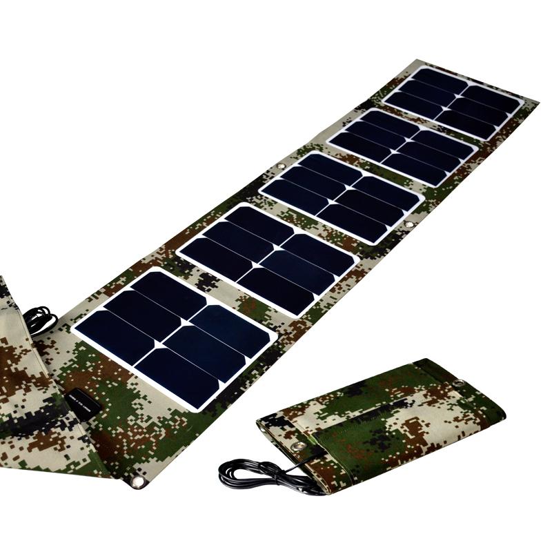 太阳能折叠充电器 【R系列】  R18-50