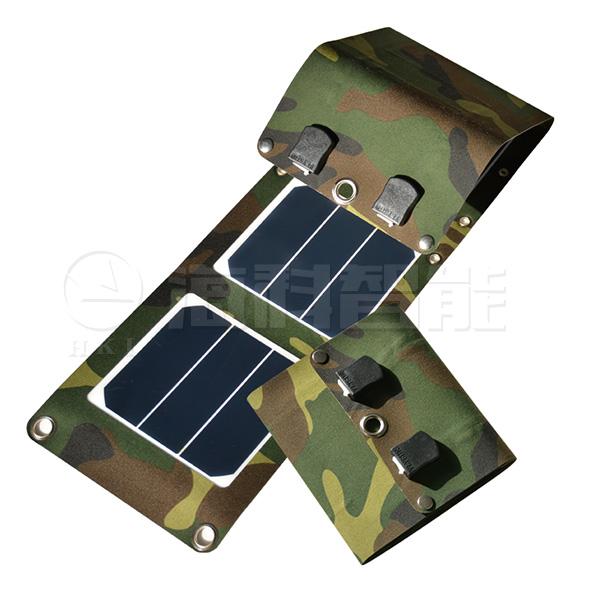 太阳能折叠充电器 【R系列】  R5-4P-15