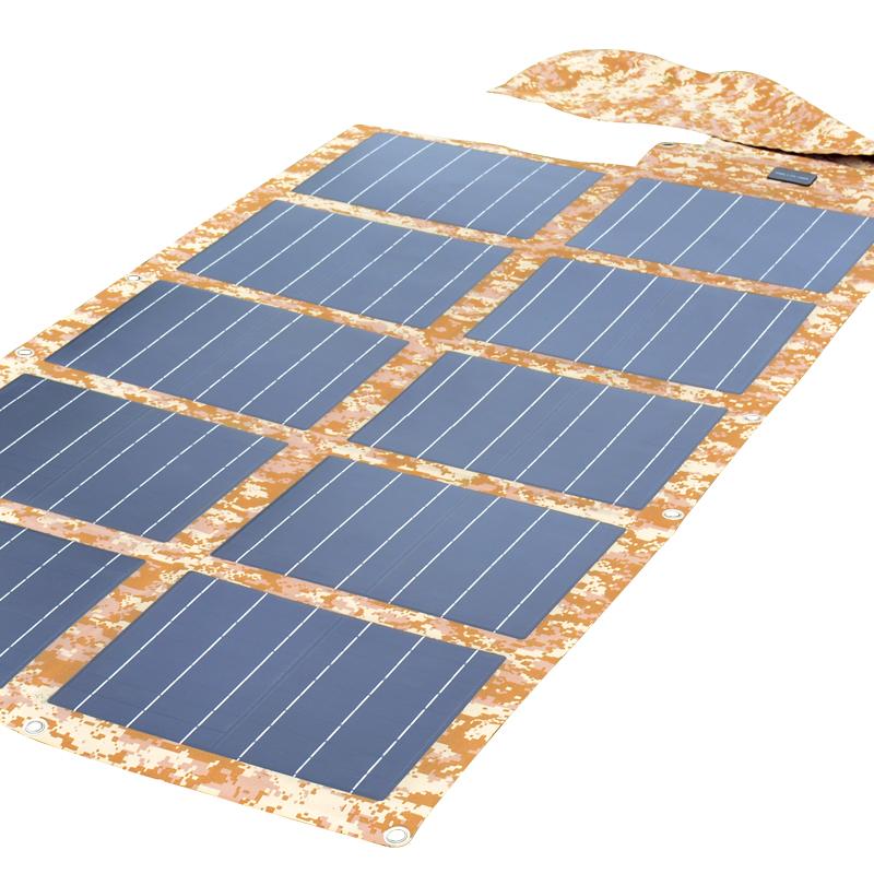 太阳能折叠充电器 【Y系列】  Y18-120