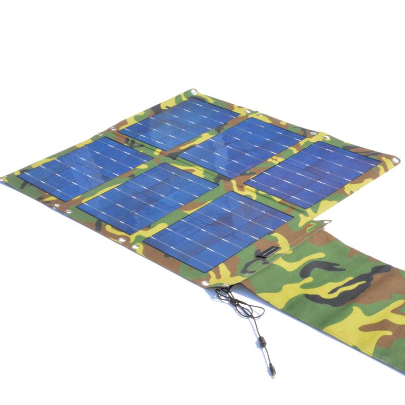 太阳能折叠充电器 【Y系列】  Y18-60
