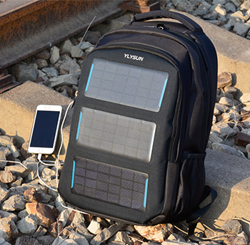 太阳能充电背包YLY-017B