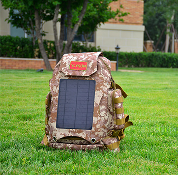 太阳能野战充电背包YLY-021