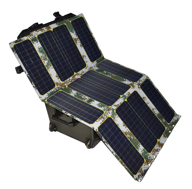 太阳能便携电源箱YLY-120-4850