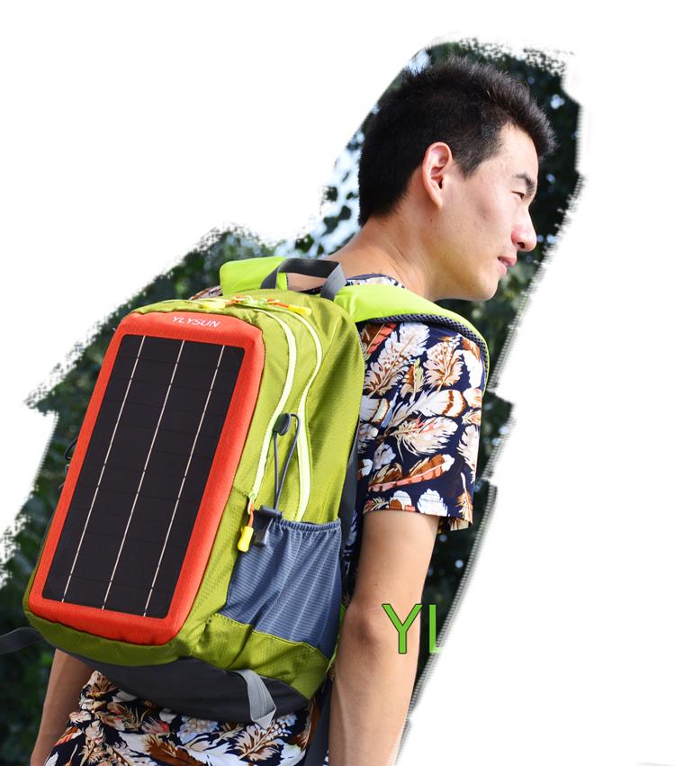 太阳能活动背包YLY-022