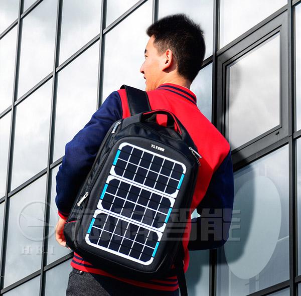 太阳能充电背包YLY-015