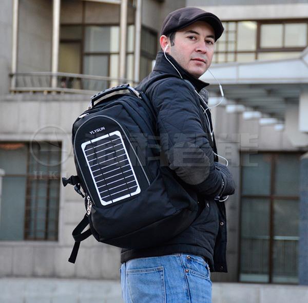 太阳能背包YLY-018