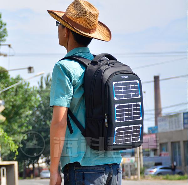 太阳能充电背包YLY-017C